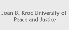 Joan B. Kroc University of Peace and Justice, USA (Volunteer Support Only)